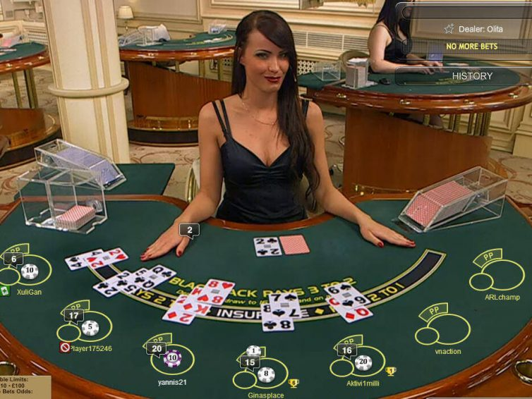 How To Play Live Blackjack – The Ultimate Guide For Beginners